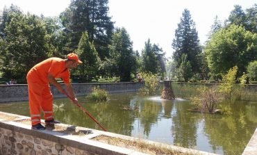 La Fantana lui Manole se curata lacul - Copiii vor insa un loc de joaca sigur