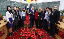 Astazi, chef mare printre functionarii publici din Arges