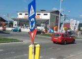 Atentie cad... indicatoarele rutiere