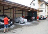 Spalatoriile auto luate in vizor de consilierii locali