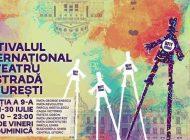 Începe luna teatrului de stradă în Bucureşti. Festivalul Internaţional -B-Fit in the Street! Sute de artişti, acrobaţii, teatru urban