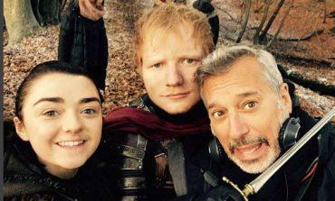 """Ed Sheeran şi-a şters contul de Twitter după apariţia sa în noul sezon al """"Game of Thrones"""". Fanii, surprinşi de felul în care a jucat"""