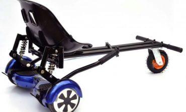 Hoverkart-ul, cel mai cool accesoriu al hoverboard-ului tau
