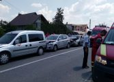 FOTO! Accident cu 6 VICTIME - 2 COPII RANITI