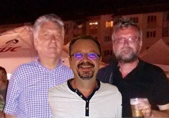 Halal şefi de cultură ! Mitrofan şi Dumitrache n-au onorat un Festival International pentru ca n-aveau bere, vată pe băţ şi tiribombe
