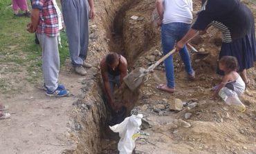 Lucrarea e gata! 99,9% din comuna Bughea de Jos e racordatǎ la apǎ