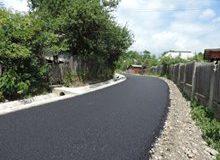La Corbi, investiţii majore în drumuri