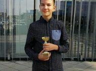 Bogdan Sitaru, AUR pentru ARGES la olimpiada internationala din Rusia