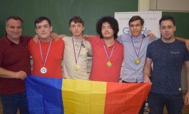 Andrei Oncescu - AUR pentru ARGES la Olimpiada de Informatică a Europei Centrale