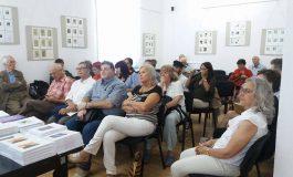 Poeti din intreaga lume isi continua maratonul cultural la Curtea de Arges