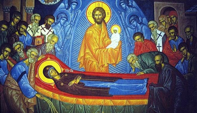 SFANTA MARIA, Adormirea Maicii Domnului – Traditii si obiceiuri CE TREBUIE SA FACI SI CE NU