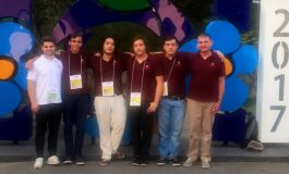 Elev din Cîmpulung printe puştii geniali ai României - Medaliati la Olimpiada Internaţionala de Informatică