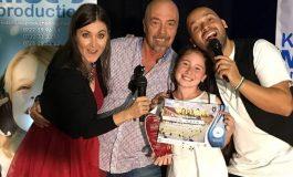 Micuta Alexia Niculae - un nou trofeu la un festival national