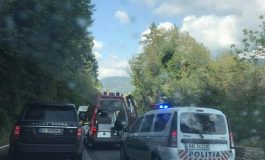 ACCIDENT Cumplit - MOTOCICLIST MORT