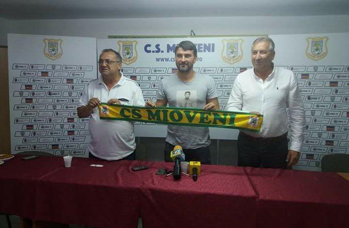 Un nou antrenor pentru CS Mioveni