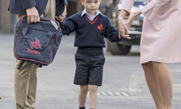 """Motivul pentru care Prinţul George nu are voie să îşi facă un """"cel mai bun prieten"""" la şcoală"""