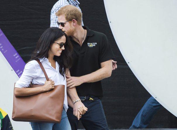 Debut de cuplu regal. Cum au arătat prinţul Harry şi Meghan Markle, la prima ieşire oficială împreună