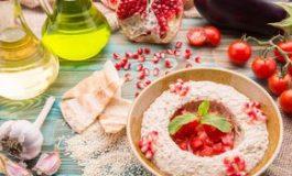Mutabal - salată arăbească de vinete