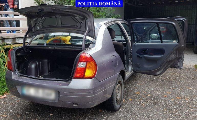 Politia i-a oprit in trafic – Nu credeau ca gasesc asa ceva in masina!