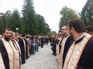 VIDEO! VIP-urile judetului si sute de preoti azi la Manastire