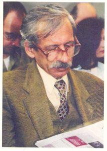 """La mulţi ani, Dumitru M. Ion! Părintele """"Nopţilor de poezie"""" împlineşte astăzi 70 de ani"""