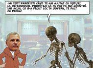 ACRITURI si ... MURATURI - Cu mortu` in Guvern !