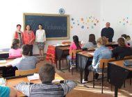 ZIUA DICȚIONARULUI sarbatorita de elevii din Valea Danului