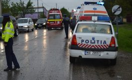 ACCIDENT! Autobuz de la LEONI si un tir implicate