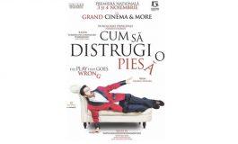 """Cea mai bună COMEDIE a anului, """"Cum să distrugi o piesă"""", cu numeroase premii la Londra şi New York, pusă în scenă în România"""