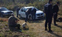 FOCURI DE ARMA in ARGES - Jandarmii au intervenit