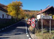 Super drum – asfaltat şi marcat la Bǎbana