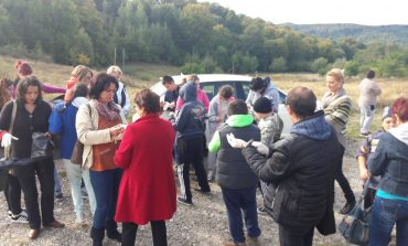 Actiune de ecologizare la Curtea de Arges - Vezi cine a participat !
