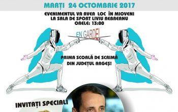 Super eveniment şi premierǎ pentru Argeş la Mioveni
