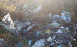 Centrul Câmpulungului, groapă de gunoi