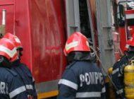 Acum! Pompierii argeseni implicati intr-un accident