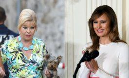 """Conflict direct între prima doamnă a Statelor Unite şi prima soţie a lui Donald Trump. Ivana Trump: """"Eu sunt prima doamnă, bine?""""/ REACŢIA Melaniei Trump"""