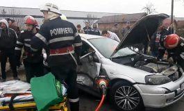ACUM! Accident la Muşăteşti cu două victime