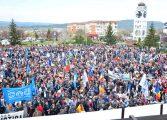 În Argeş, miting de amploare împotriva Guvernului PSD - Zeci de mii de oameni îşi vor striga nemultumirile in strada