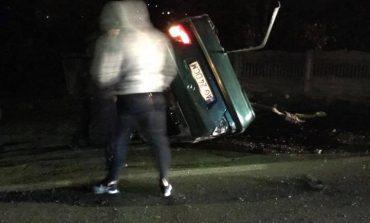 La Albești - Șoferul de 22 ani băuse înainte de accident