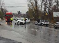 Bărbat bănuit ca a fugit de la locul accidentului, identificat de polițiști