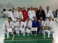 VIDEO! Jandarm argesean CAMPION NATIONAL la JUDO