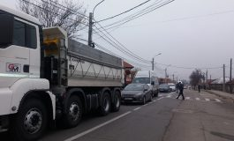 ATENTIE! Strada Ramnicu Valcea- blocata complet - Sute de masini in coloana