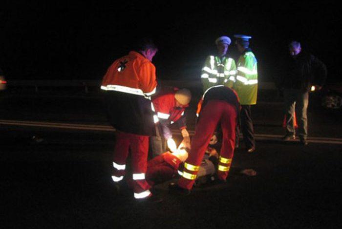 Acum! Accident in Mioveni – Intervine descarcerarea