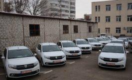 Poliția Română mai cumpara inca 550 de masini noi
