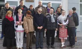 La Centrul de Cultura a fost dezvelita placheta cu George Topirceanu