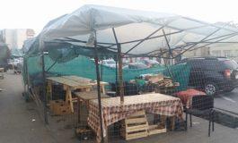Argeşenii reclamǎ -E ţigǎnie în Piaţa Ivancea