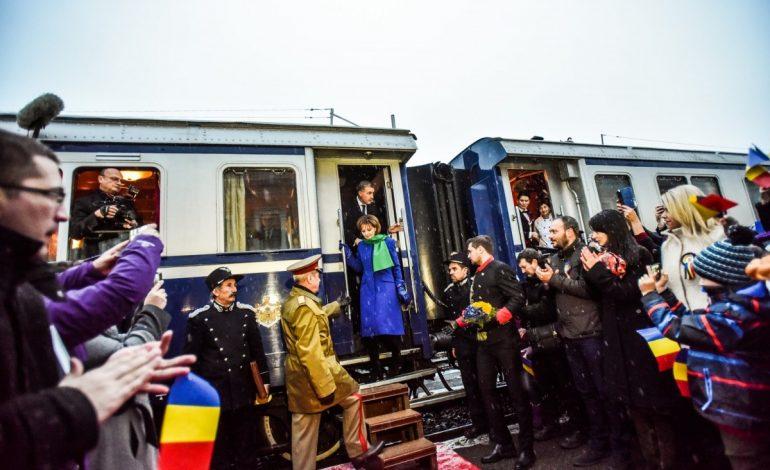 Trenul regal soseste la Curtea de Arges sambata la ora 17.30