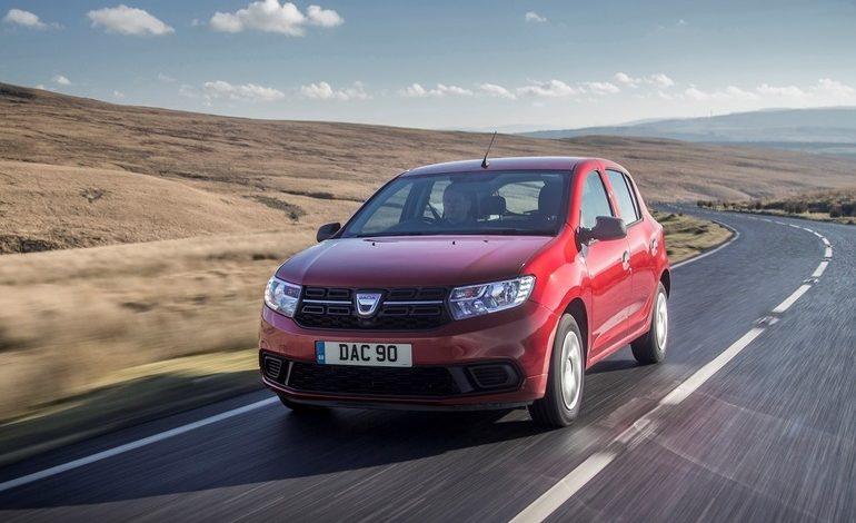 Dacia Sandero, desemnată cea mai bună mașină ieftină din Marea Britanie  FOTO