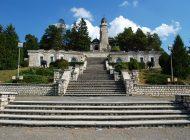 Mausoleul Eroilor de la Mateiaş, gazda Simpozionului Asociaţiei Cadrelor Militare în Rezervă şi Retragere din SRI