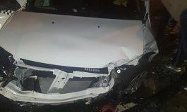 Accident : Masini facute ZOB si victime